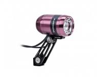 Supernova E3 Pro 2 Frontlampe LED 205 Lumen pink