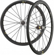 Mavic Allroad Elite UST Laufradsatz Disc Centerlock WTS35