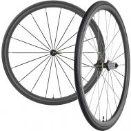 Mavic Ksyrium Pro Carbon SL UST Laufradsatz WTS25 Clincher