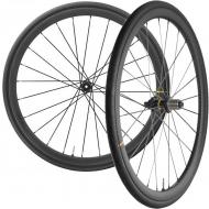 Mavic Ksyrium Pro Carbon SL UST Laufradsatz Disc Centerlock WTS25 Clincher