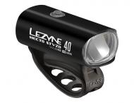 Lezyne Hecto 40 Frontlampe LED 140 Lumen Farbe schwarz