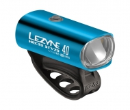 Lezyne Hecto 40 Frontlampe LED 140 Lumen Farbe blau