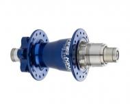 Chris King ISO B Disc 6 Loch Hinterrrad Nabe Boost 12x148 mm blau 32 Loch Rotor XD