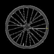 Mavic Ksyrium Pro Carbon UST Vorderrad Disc Centerlock Clincher