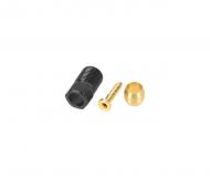Shimano Leitungsanschluss Klemmschraube - Olive - Pin gold SH BH 59