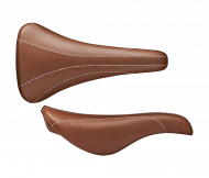 Selle San Marco Concor Supercorsa Sattel Le Ricamate honigbraun Gestell Stahl