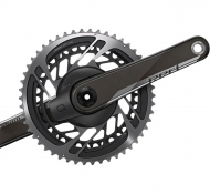 Sram Red AXS Quarq Powermeter DUB 12x2 fach 170 mm Abstufung 46-33 Zaehne