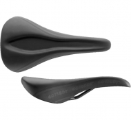 Selle San Marco Concor Sattel Full-Fit Racing Wide schwarz Gestell Xsilite