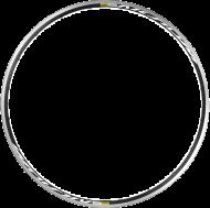 Mavic Aksium Ersatzfelge Vorder-Hinterrad UB Clincher schwarz Decor weiss Modell 2016