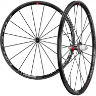 Fulcrum Racing Zero Carbon C17 Laufradsatz Clincher Dark Label Rotor Campa ED