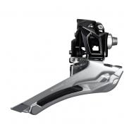 Shimano 105 Umwerfer FD-R7000 Schelle 31,8/28,6 mm schwarz