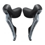 Shimano 105 ST-R7000 STI Bremsschalthebel Satz 11x2 fach silber
