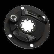 Quarq DFour Carbon Powermeter Kurbelstern 4 Arm DUB 110mm LK asymetrisch
