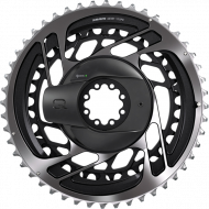 Sram Red AXS Carbon Quarq Powermeterkit 12x2 fach DUB Abstufung 48-35 Zaehne