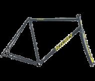 Ritchey Road Logic Rahmen Gabel Kit grau 57 cm