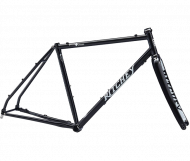 Ritchey Swiss Cross Disc Rahmen Gabel Kit schwarz Groesse XL
