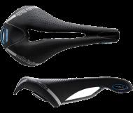 Selle Italia Flite Max Gel Flow E Bike Sattel L3 schwarz Gestell Ti316