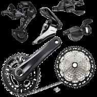 Shimano XT Gruppe 8120 MTB 12x2 fach komplett ohne Bremsen