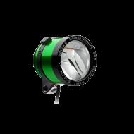 Schmidt Son Edelux II Fahrradlampe hell gruen 140 cm Kabel 90 Lux