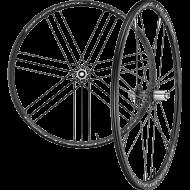 Campagnolo Shamal Ultra DB Laufradsatz Disc Centerlock QR12/X12 Rotor HG11