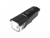 Voxom LV2 Frontlampe LED 290 Lumen STVZO Vorderlicht schwarz,