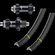 Laufradsatz 27,5 Zoll Shimano XT M8110 Straightpull Boost Naben Rotor Micro Spline + Mavic XM 430 Felgen