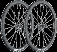 DT Swiss GRC 1400 Spline 42 DB Laufradsatz Disc Centerlock Clincher 650B / 27,5 Zoll