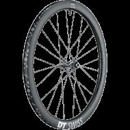 DT Swiss GRC 1400 Spline 42 DB Vorderrad Disc Centerlock Clincher 28 Zoll
