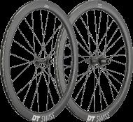 DT Swiss HEC 1400 Spline 47 DB Laufradsatz Disc Centerlock Clincher