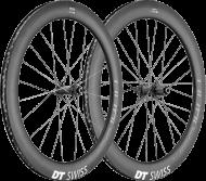 DT Swiss HEC 1400 Spline 62 DB Laufradsatz Disc Centerlock Clincher