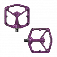Crank Brothers Stamp 7 Plattform Pedale violett large
