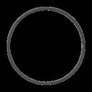 Mavic Ksyrium Pro SL Carbon SL UST Ersatzfelge Hinterrad Clincher ab Mod 2018