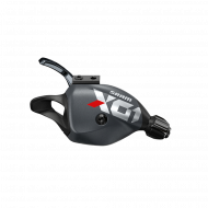 Sram X01 Eagle Trigger Schalthebel 12 fach rechts lunar-red