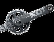 Sram X01 Eagle Kurbel DUB Super Boost+ DM 32 Zaehne lunar-grey 170 mm