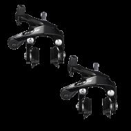 Shimano 105 Bremsenset BR-R7000 Vorder + Hinterrad schwarz