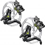 Disc Set Magura MT7 Pro HC Bremsen + Storm HC Scheiben Mod 2021