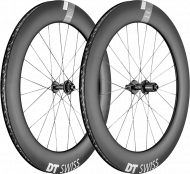 DT Swiss ARC 1400 Dicut 80 Laufradsatz Disc CL Clincher Carbon Mod 2021