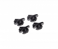 Shimano DI2 Gummi Tuelle fuer Kabelverlegung rund 4 Stueck