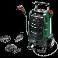 Bosch Fontus Akku-Druckreiniger / Outdoor Cleaner