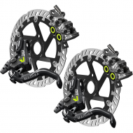 Disc Set Magura MT 7 Pro HC Bremsen + MDR-P CL Scheiben Centerlock