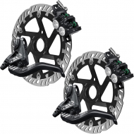 Disc Set Magura MT5 eStop Bremsen + MDR-P CL Scheiben Centerlock