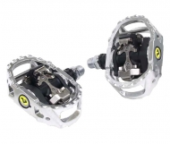 Shimano FR SPD Pedal PD-M545 incl Cleats SM-SH51